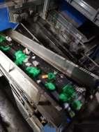 Matavfall blir sortert i grønne poser hos forbruker
